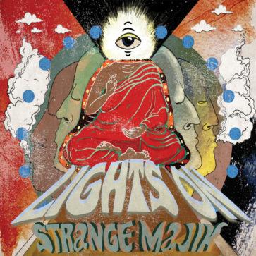 PLG034 Strange Majik