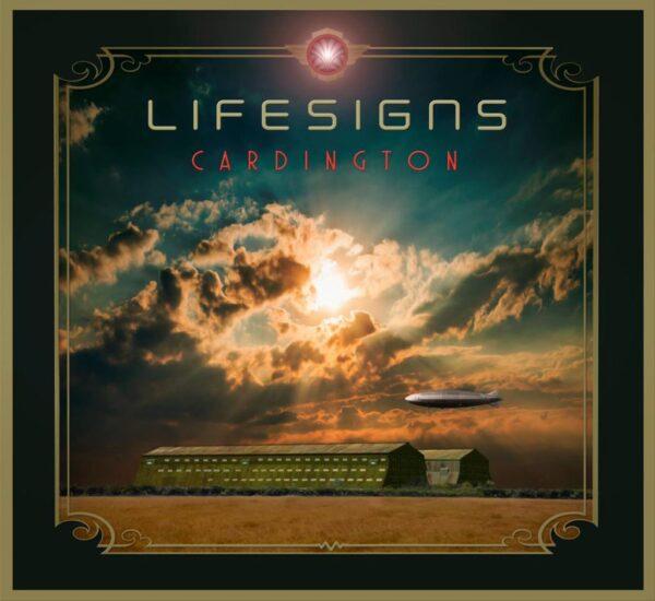 Click here to buy Lifesigns' latest album, Cardington